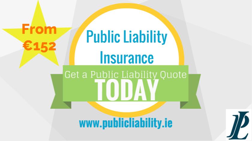 Public Liability Insurance Ad