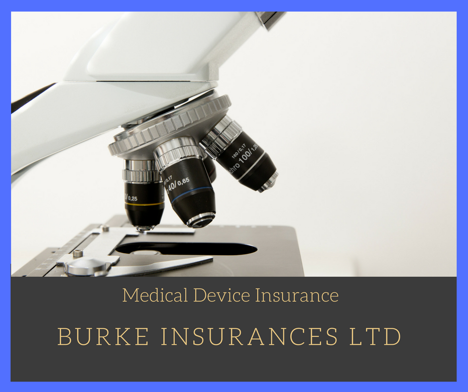 Medical-device-insurance