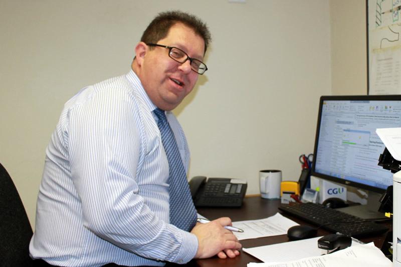 Paul Cawthorne Comercial Insurance Brokrer
