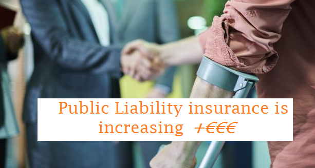 Rising Cost Of Insurance For Public Liability